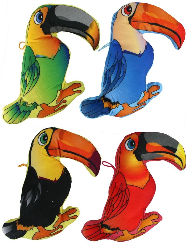 Tukan 4-farbig sortiert ca 24cm