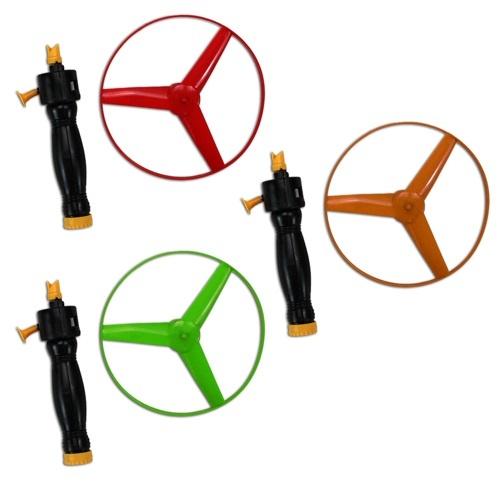 fliegende Untertassen 3-fach sortiert - ca 11 cm