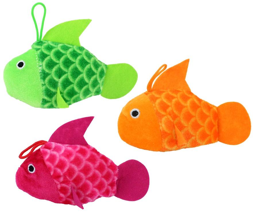 Fisch 3-fach sortiert ca 15 cm