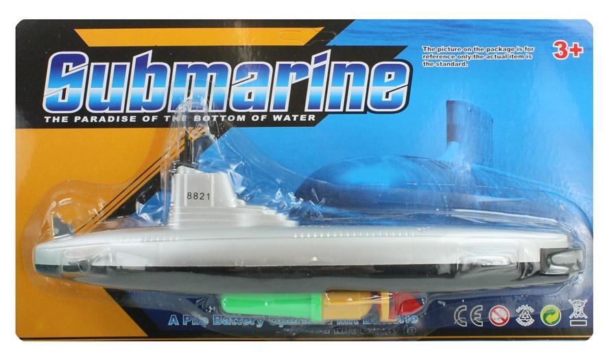 U-Boot mit Motor ca 32cm