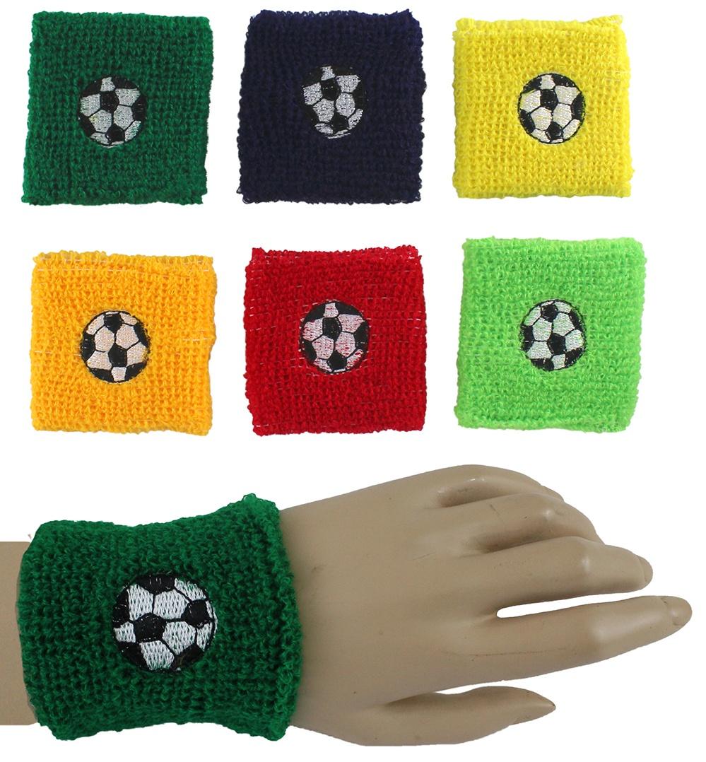 Schweißband Fußball