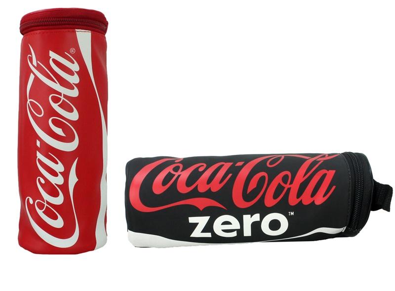 COKE AMERICANA Coca Cola Schlamperrolle - ca 21x8cm