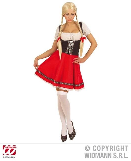 Kostüm Oktoberfest Dirndl - Größe S