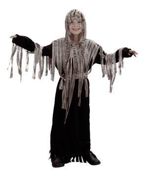 Kostüm - Zombie Mumie superluxe ca 7-9 Jahre