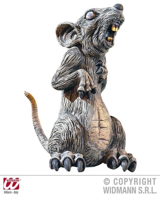 Ratte stehend ca  32 cm