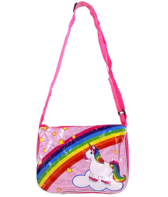 Handtasche Einhorn Design ca 25x18x6,5cm