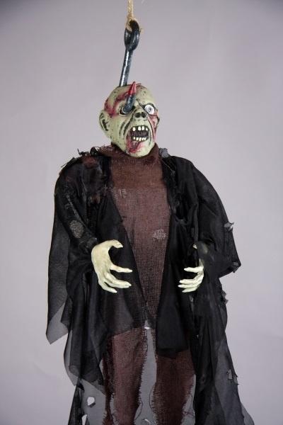 Hände-Deko Zombie am Haken, ca. 60 cm