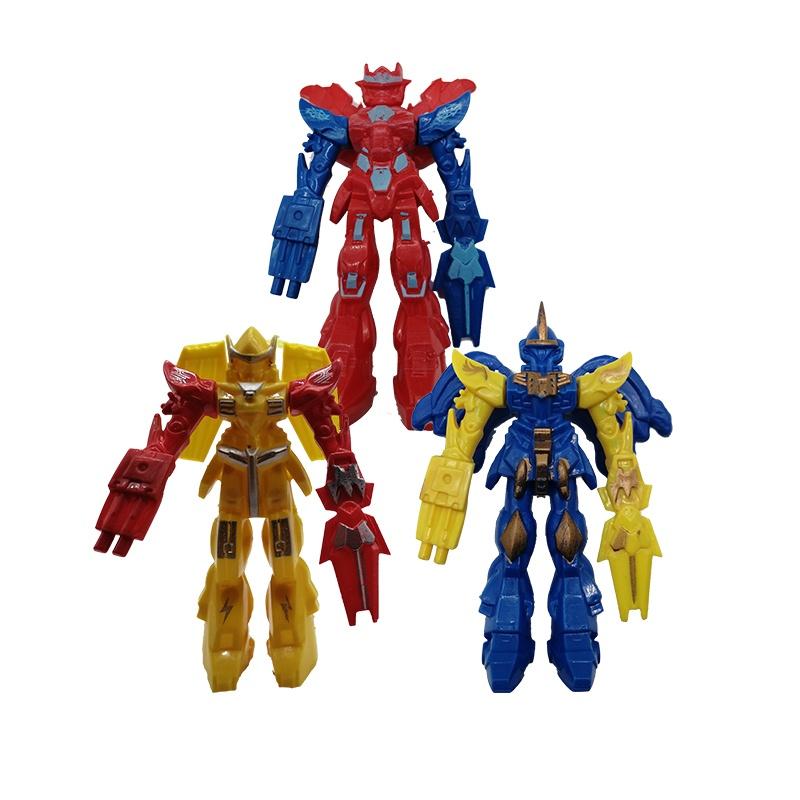 Roboter 3-fach sortiert ca 10,5-12 cm