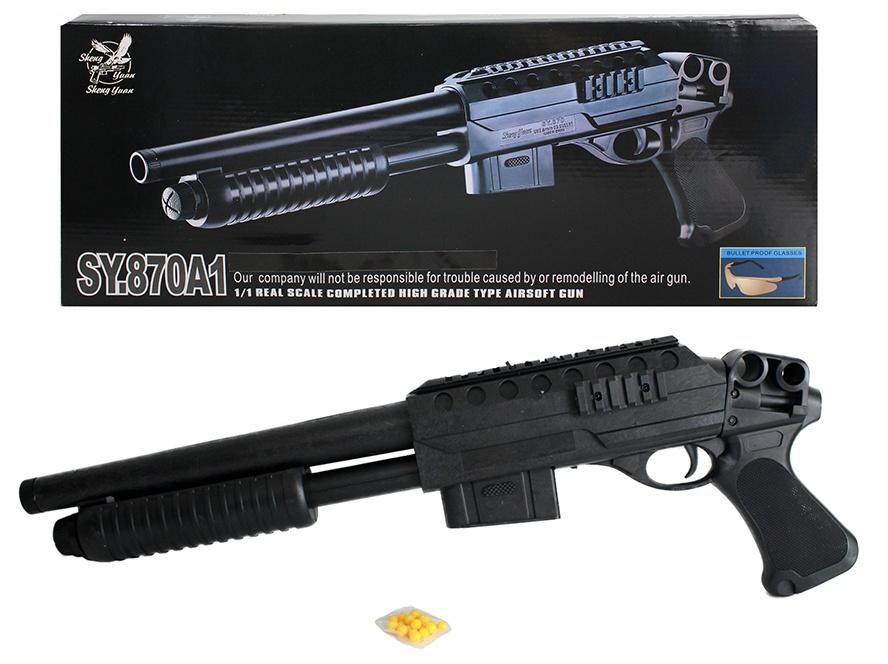 Kugelgewehr max 0,49 Joule ca 52 cm