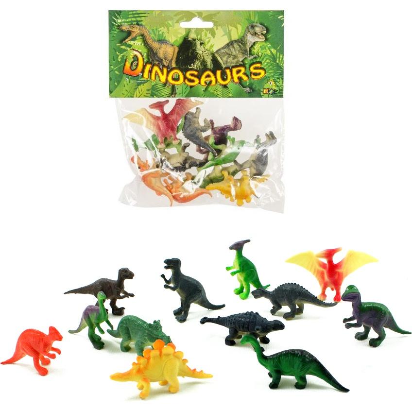 Dinosaurier sortiert ca 45-60mm