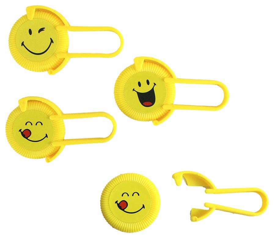 Smileyworld Flugspiel Scheibenschießer 3-fach sort ca 8cm