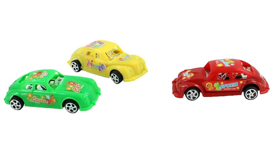 Autos bunt sortiert ca 11 cm