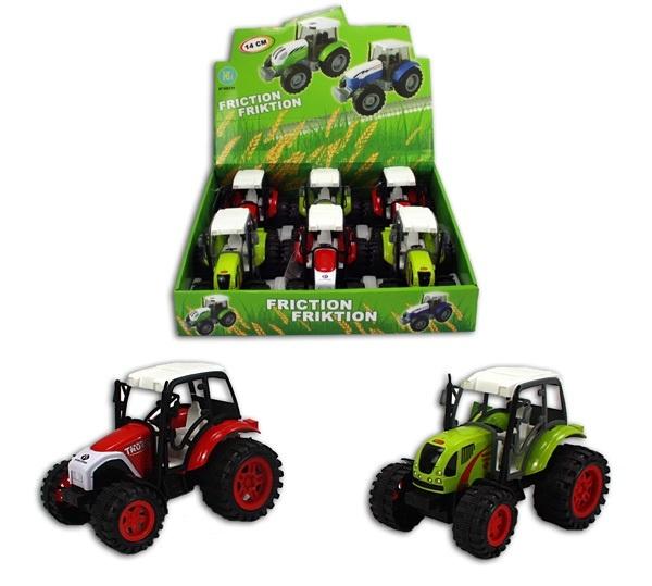 Traktor 2-fach sortiert ca 15cm