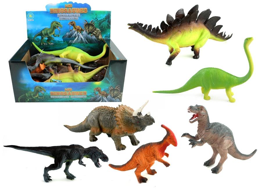 Dinosaurier sortiert ca 22/30 cm