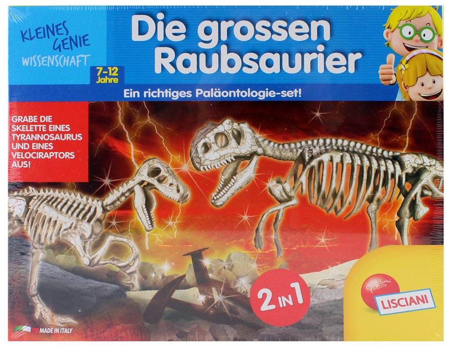 Piatnik Die großen Raubsaurier 2in1 52714