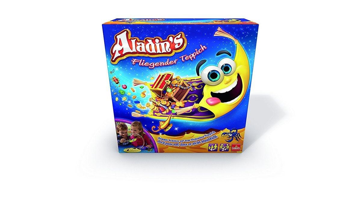 Goliath Aladins Fliegender Teppich Spiel
