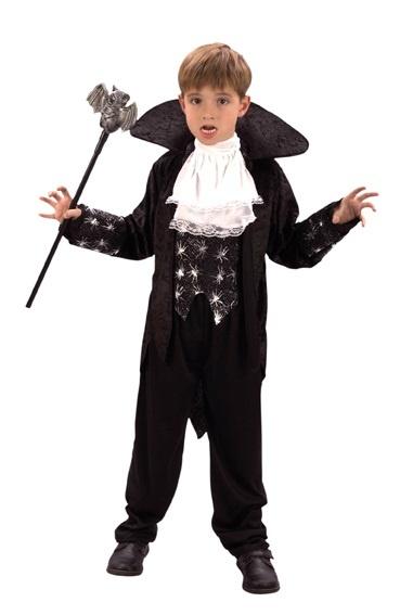 Kostüm - Kinderkostüm luxe Vampir ca 7-9 Jahre