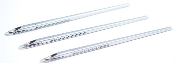 Kugelschreiber in Form eines Schnellzuges ca  20,5 cm