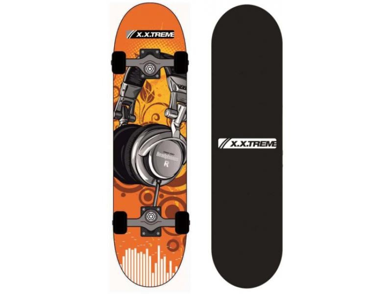 Skateboard Music XXTreme Music - ca 79x19cm