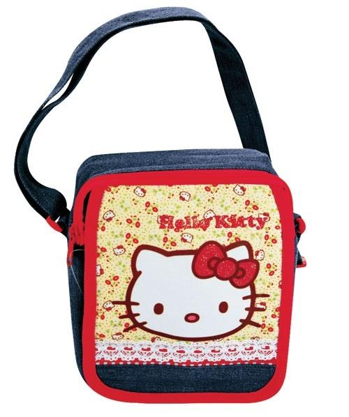 Hello Kitty  Tasche ca 20x21x6cm