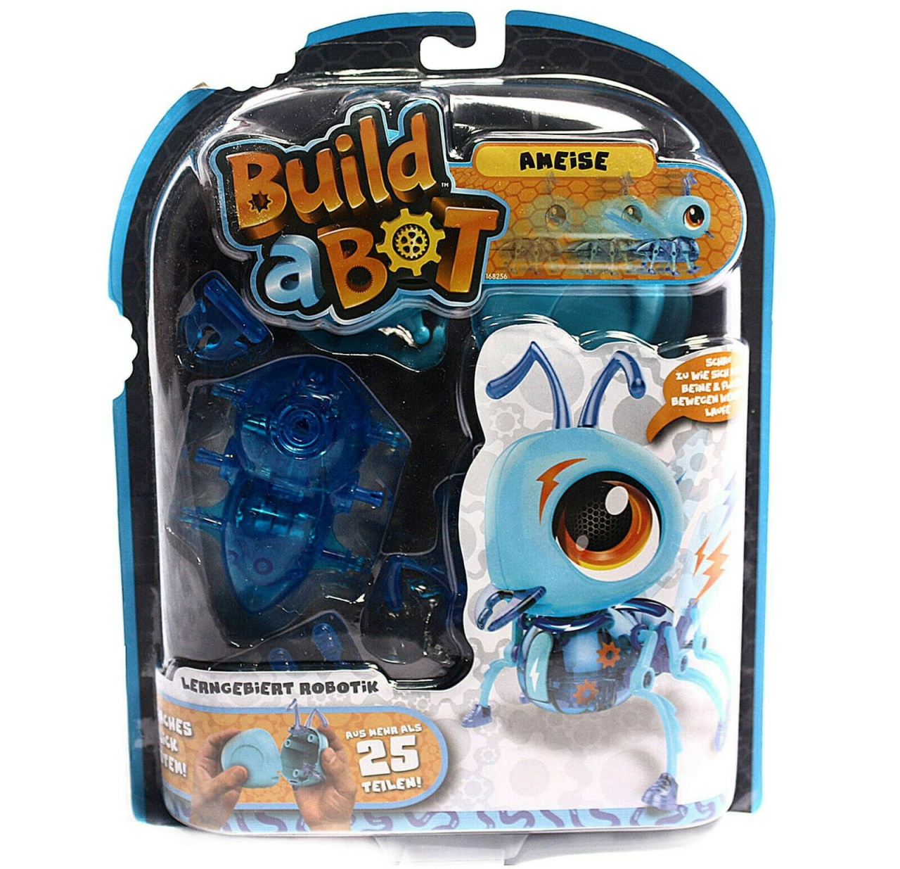 Build-a-Bot Ameise