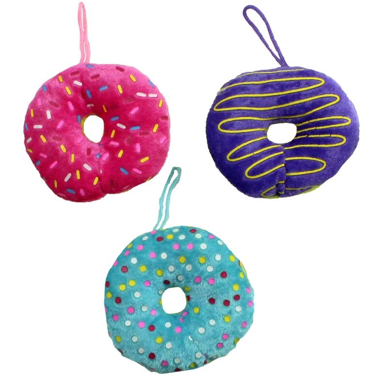 Donut 3-fach sortiert - ca 10cm