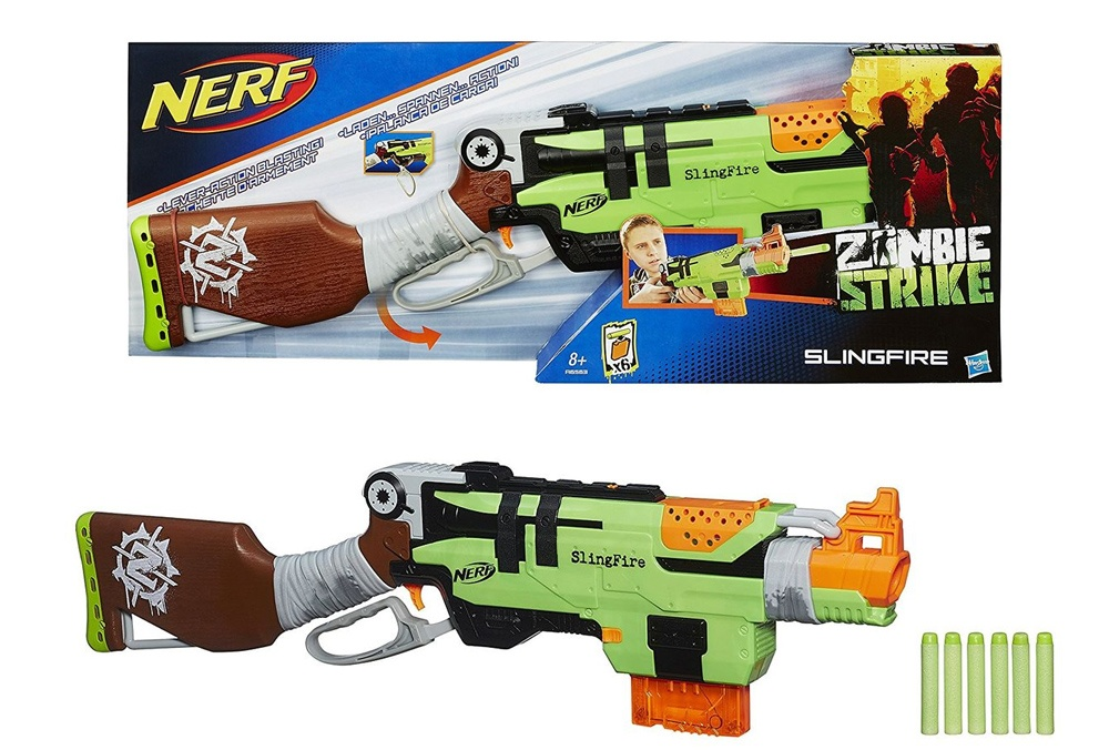Hasbro Nerf - N-Strike Elite - Slingfire