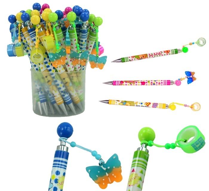 Bleistift Minenbleistift mit Anhänger ca 15 cm