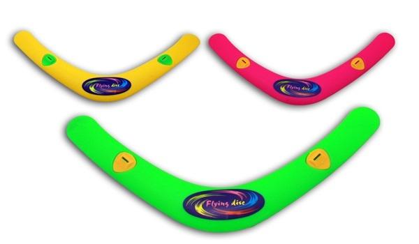 bumerang boomerang fangspiel f r kinder erwachsene outdoor spiele f r drau en ebay. Black Bedroom Furniture Sets. Home Design Ideas