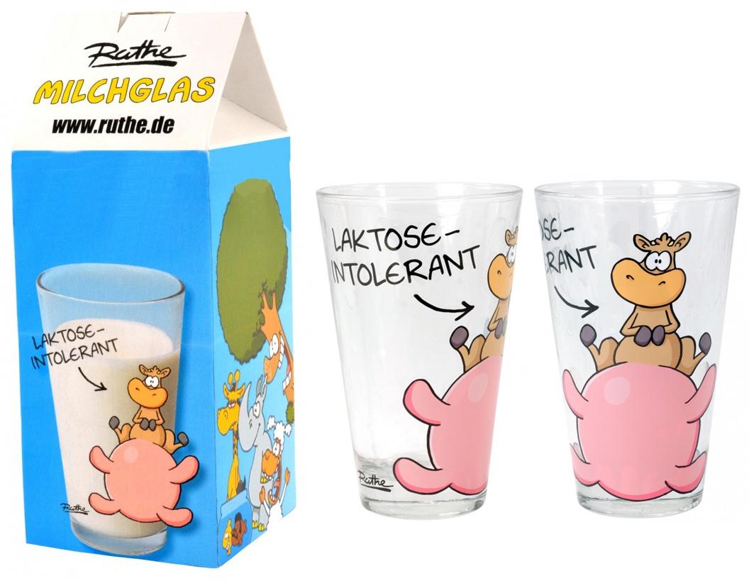 Ralph Ruthe Milchglas, Laktose-Intolerant Glas 260 ml