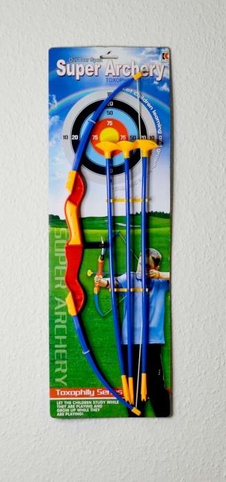 Pfeil und Bogen ca 58 cm