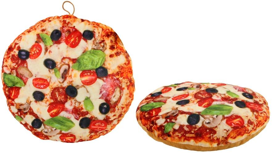 Pizza Kissen ca 30 cm
