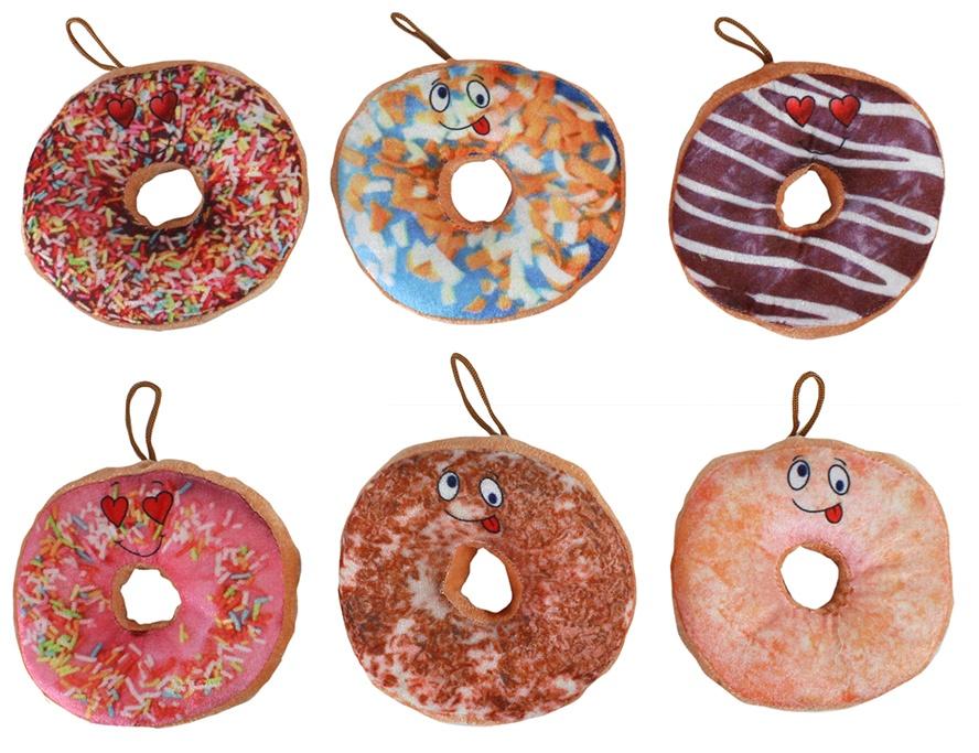 Donut 6-fach sortiert ca 14cm