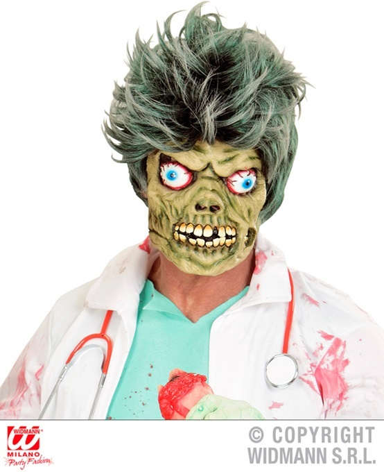 Maske Zombie Maske