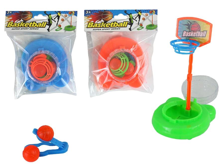 Basketball-Spiel 3-farbig sortiert ca 13,5x7,5x8,5cm