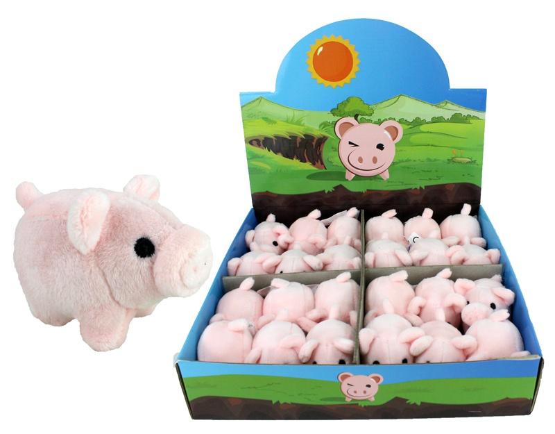 Schweinchen stehend ca 7 cm