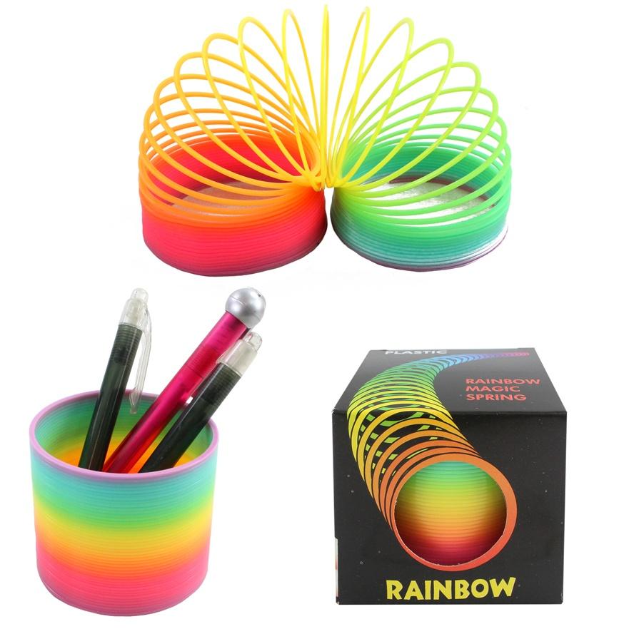 Regenbogenspirale ca 7,5 cm