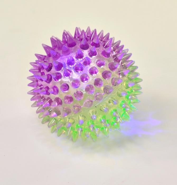 Leucht Noppenball