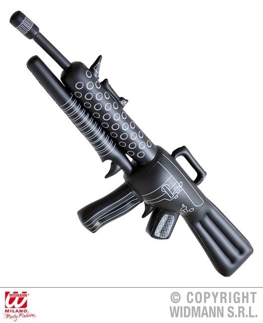 Maschinengewehr aufblasbar ca 112 cm