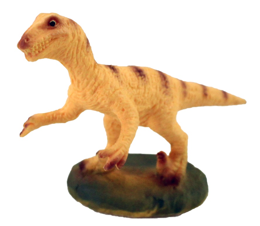 Bullyland Medium  Velociraptor ca 5,5x7cm