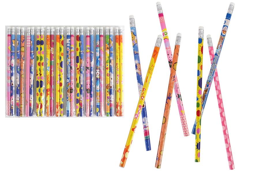 Bleistifte verschiedene Motive - ca  19 cm