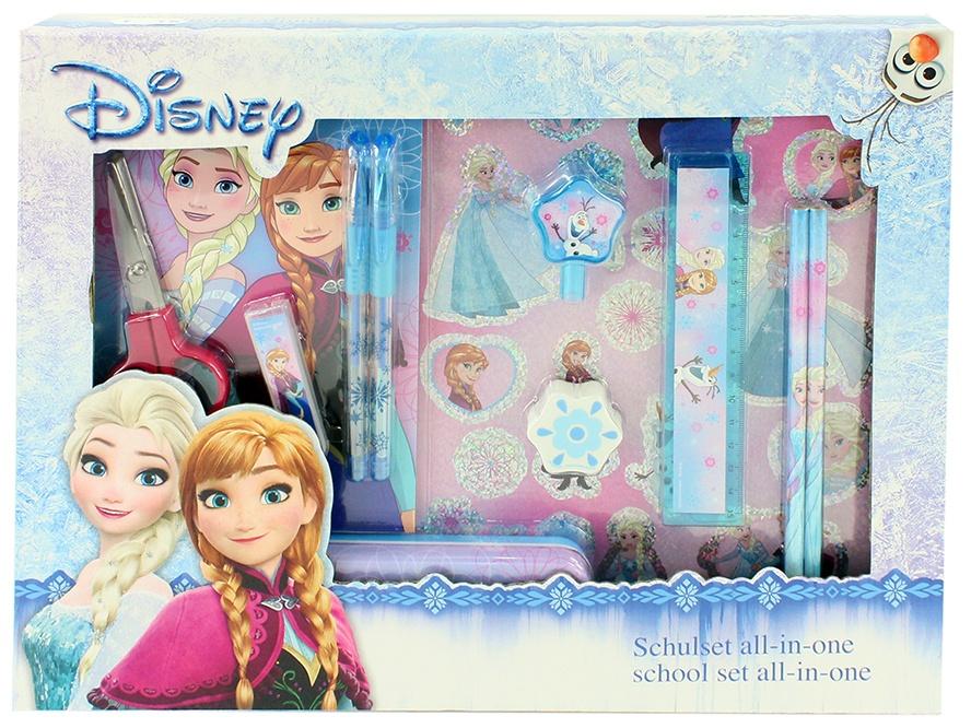 Disney - Frozen - Schulset Schreibset 11 teilig