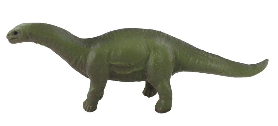 Bullyland Micro Brontosaurus - ca 7x2,5cm