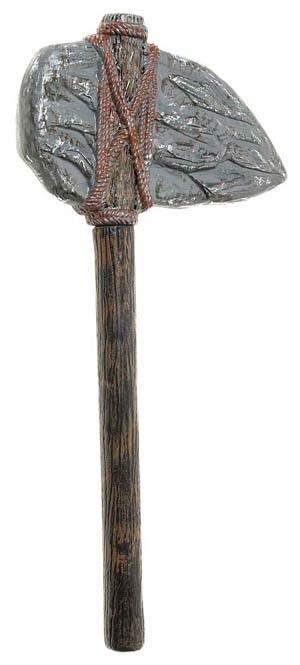 Axt - Steinzeitaxt ca 53cm