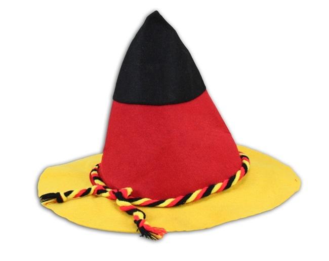Deutschland Seppl Hut - Einheitsgröße
