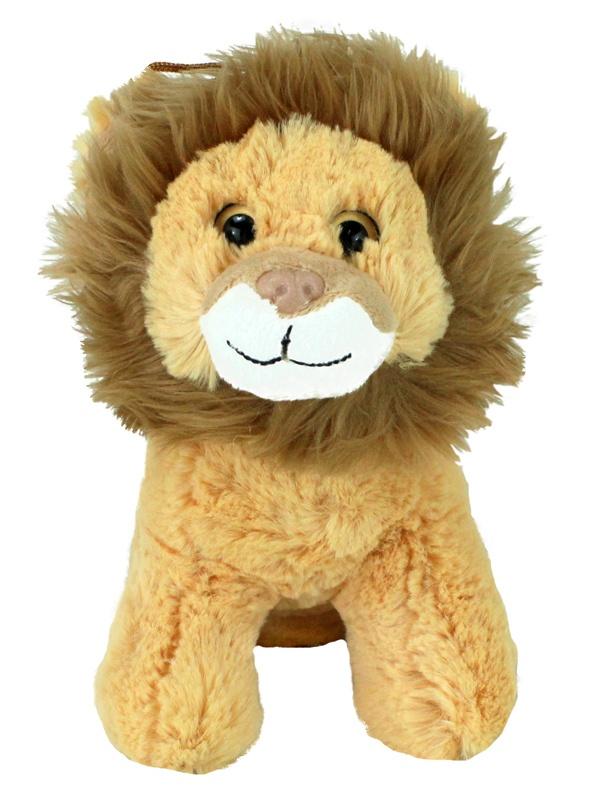 Löwe sitzend ca 20 cm