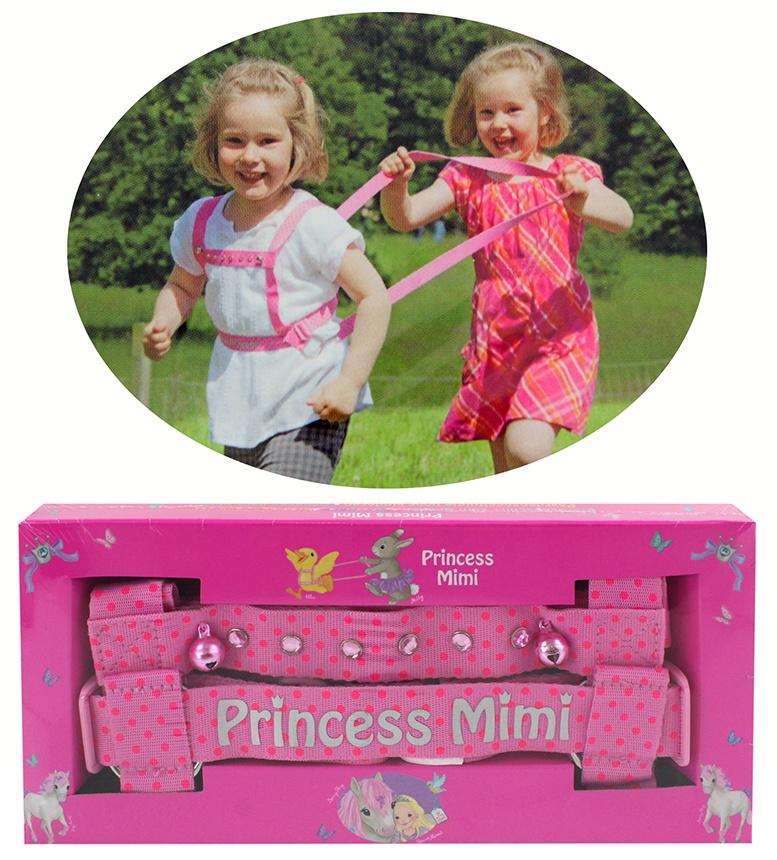 Depesche - Princess Mimi - Aufzäumgurt zum Pferdchenspielen