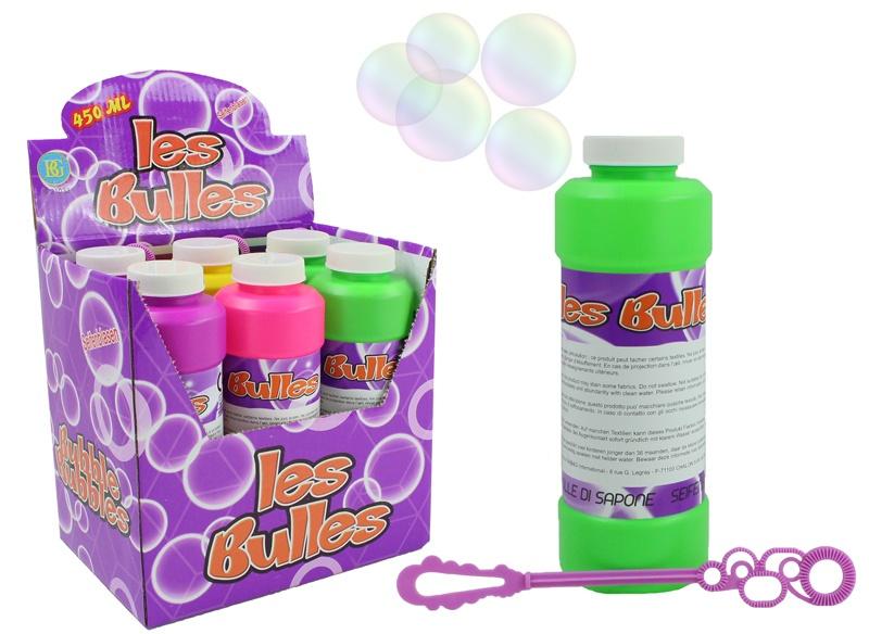 Seifenblasenflüssigkeit zum Nachfüllen ca 450 ml