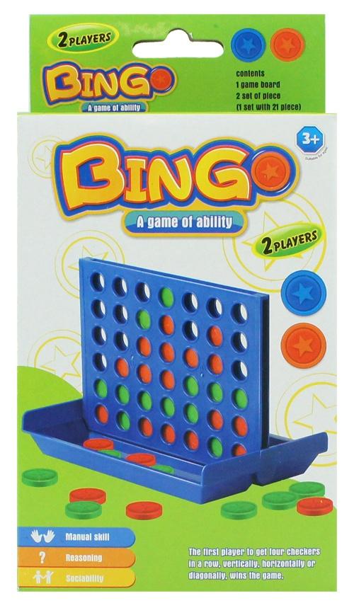 Spiel 4 gewinnt  ca 13 x 11 x 9 cm