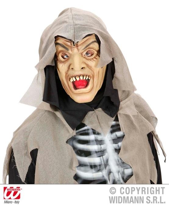 Maske -Zombie- aus Latexschaum